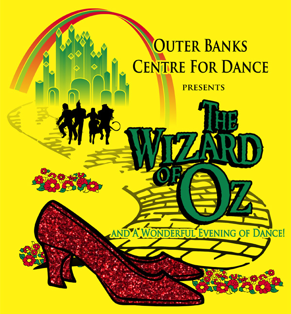 Outer Banks Centre for Dance - The Wizard of Oz